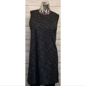 Gap Grey Sleeveless Dress